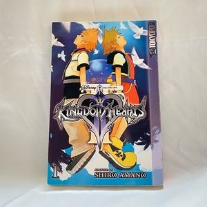 Kingdom Hearts 2 (Vol 1)